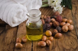 argan oil improves hair growth